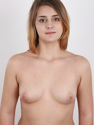 If our cameraman didn't shove his dick into Petra's mouth, she would go on talking and talking and talking. The new Czech girl from the streets is insanely chatty. This girl with cute face told us her good reputation is above anything and that f