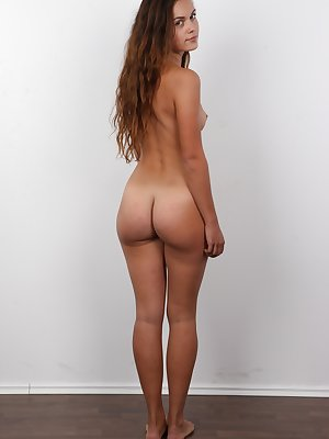 Venus was born from sea foam again. Sabina is a magically beautiful amateur. Her perfect face is accompanied by a shapely body and a phenomenal ass. But you're not going to sink your teeth into this lovely peach. She guards her privacy too strictly.