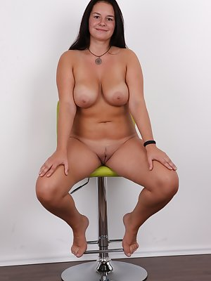 Martina is the latest discovery of the most popular amateur project worldwide. This secretary with black hair, a radiant smile and really huge tits came to her first casting. Martina is getting depressed when she doesn't have sex for more than a week