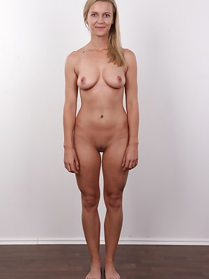 A beautiful Czech amateur and her first casting. The best thing that will happen to you today. It's time for a good fuck. Blonde Lenka is one hot piece of ass. But there's a trouble, she cannot talk about her ruined life. This girl is walking mi