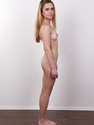 Meet Sabina, another genuine Czech amateur. She is slender, nice and ready to make most of her talent. She's going to be a really good architect one day. Sabina has all you could want from a chick. A slim body, lovely tits and a smoothly shaved pussy