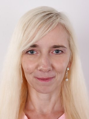 Do you like mature women? Your time has come. We chose Monika, 48, for you. A divorced mother of four! This is her very first casting and she has had only 3 guys in her entire life. This is no reason for her not to have sex with our cameraman....