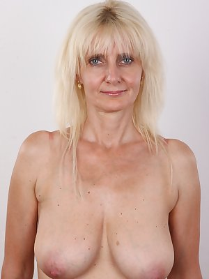 Ivana is a sophisticated secretary who came to our agency for her first casting. At the beginning, it seemed that the mother of two is an ice queen. She didn't want to be shagged. She wasn't willing to eat out any pussy. However, she confessed h