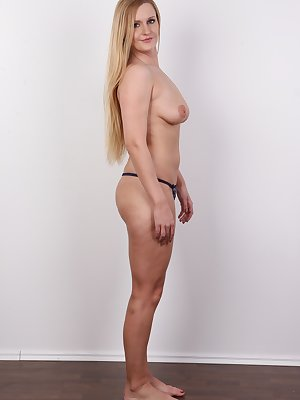 My friends, have you ever seen a pretty, intelligent and funny blonde with big tits and blue eyes? Do you think women like that do not exist? They fuckin' do and we have one for you. Check out this episode of Czech Casting, the biggest amateur projec