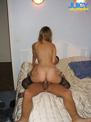Private pics of young blonde gf